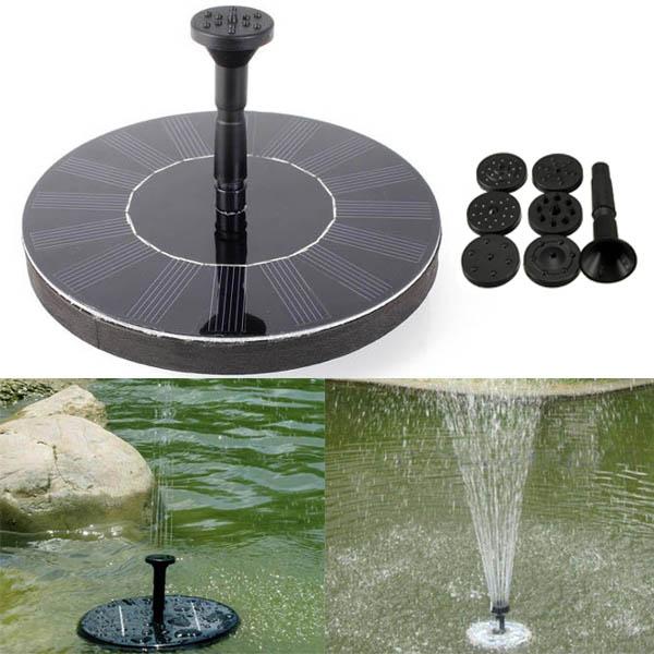 solar pool decoration