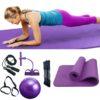 yoga mat,equipments